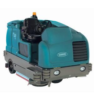 Lavadora de pisos a GLP Alfa T20
