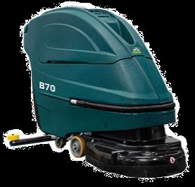 Lavadora de Pisos Alfa B70